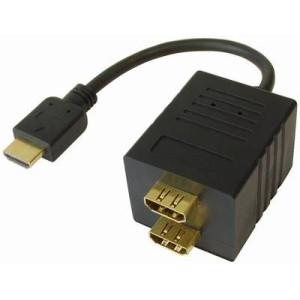 Transmedia CS 11 • HDMI Y-Splitter